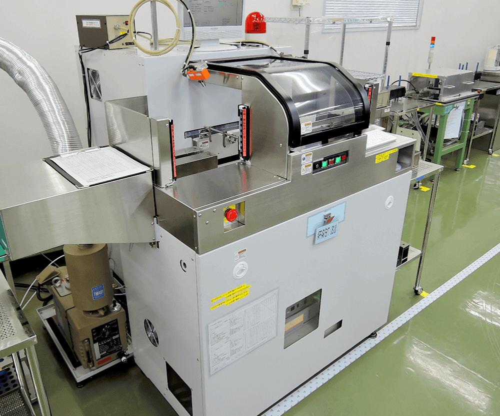 プラズマ洗浄装置「SPC-100H 日立ハイテクノロジーズ」