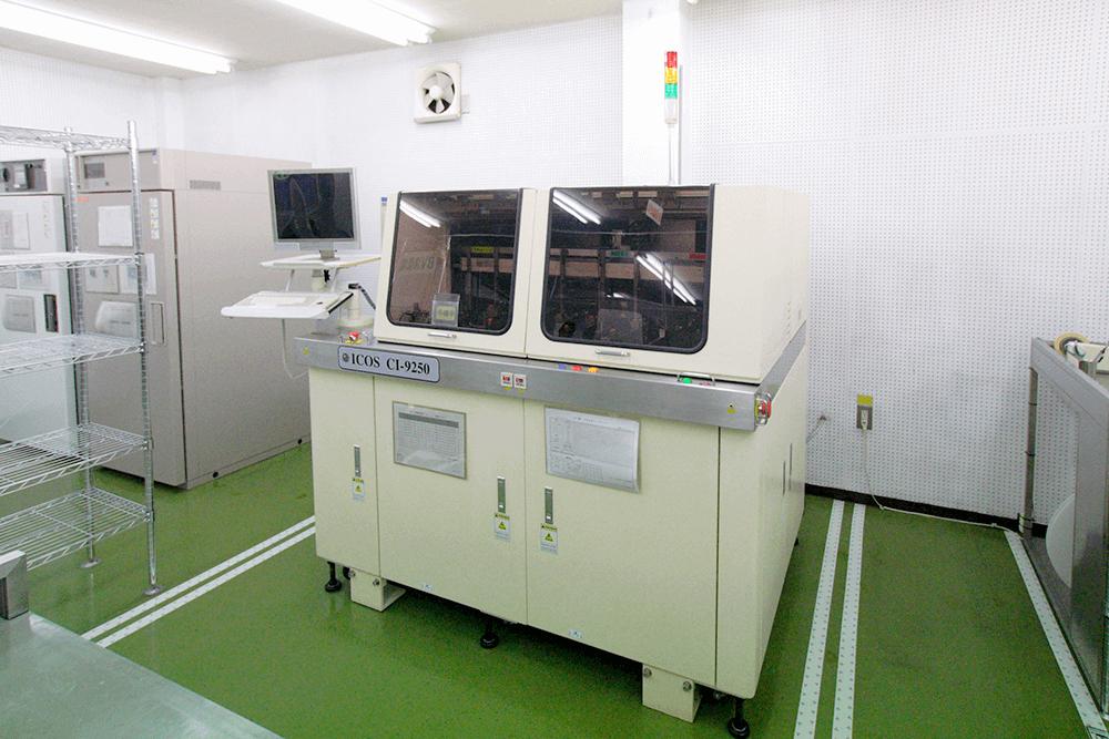 BGA外観検査装置 ICOS CI-9250