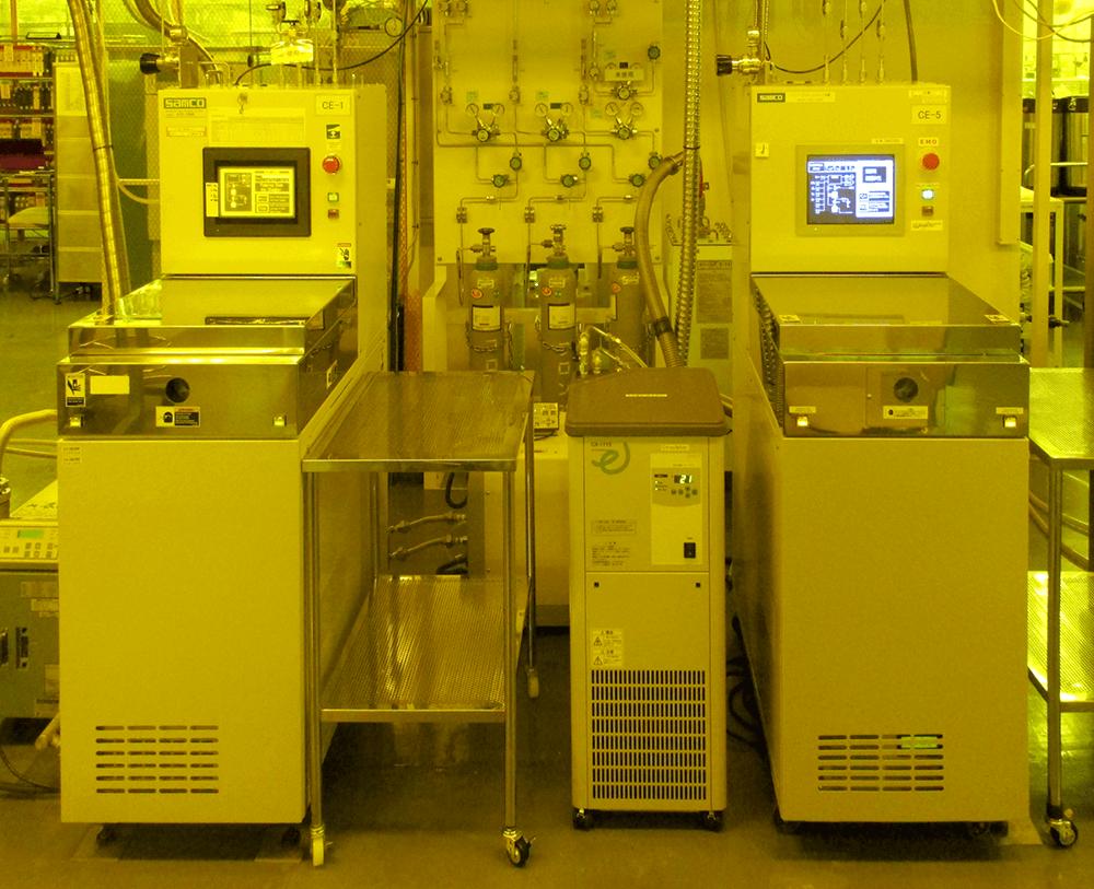 平行平板型RIE装置 RIE-10NR